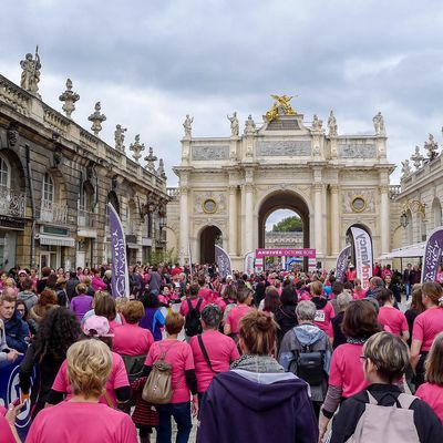 Octobre Rose 2015 : Course/Marche du 04/10/15