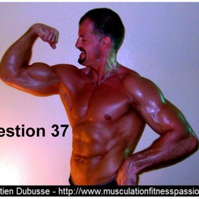 Ma sèche musculaire de 2021 et mon plan d'entraînement, par Sébastien Dubusse, Blog musculationfitnesspassion