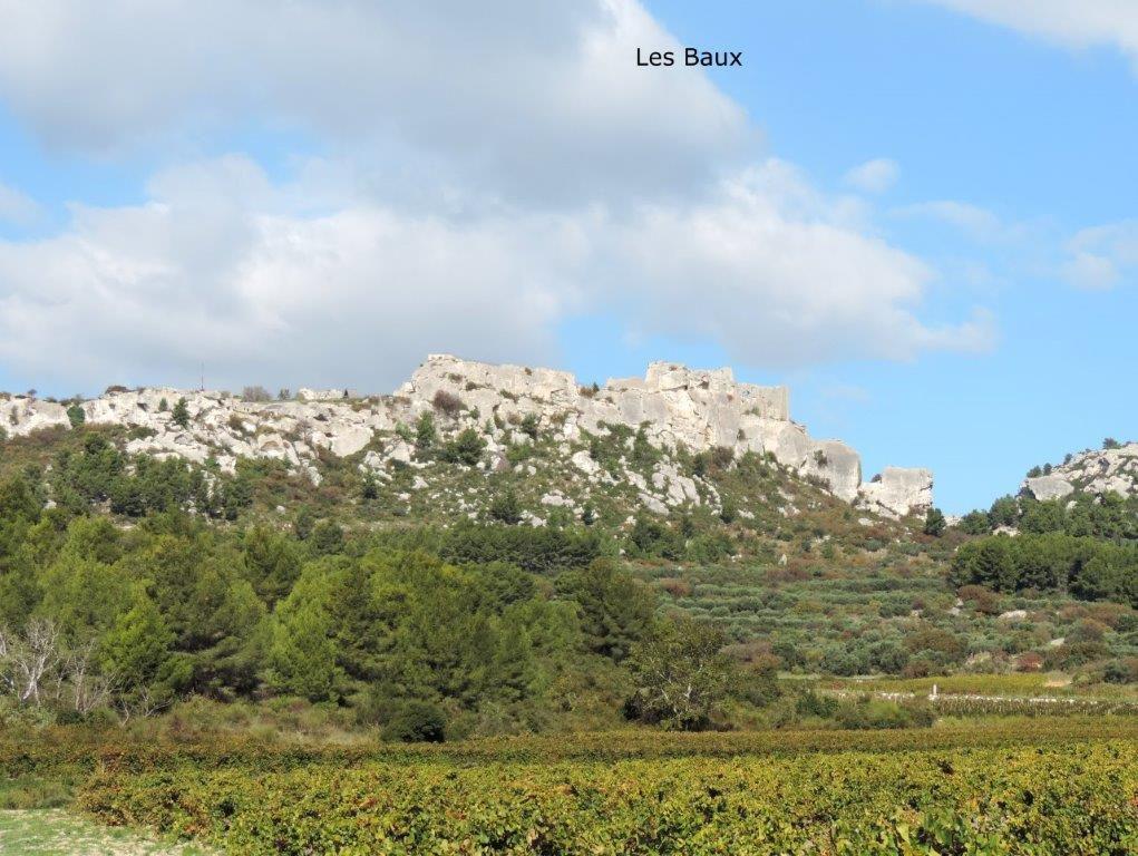 2020-10-15 Maussane les Alpilles