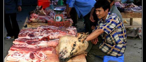 Sur le marché H'mong de Bac Ha (2)