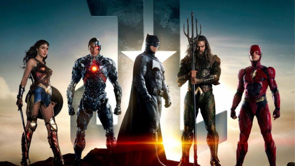 Justice League Snyder director's cut  : le trailer !!