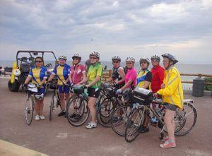 Les sorties de Cahors cyclotourisme en mai