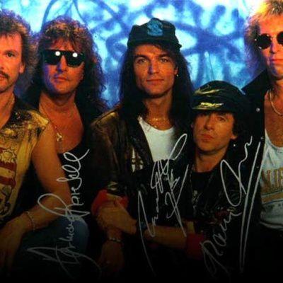 Biographie et discographie de Scorpions