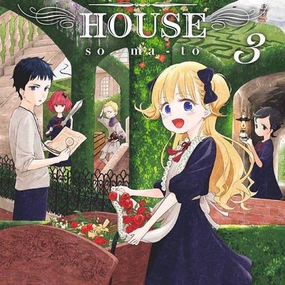 Shadows House - Tome 3