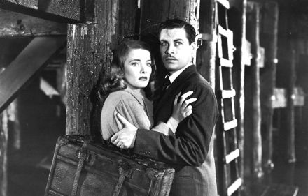 SOMEWHERE IN THE NIGHT - Joseph L. Mankiewicz (1946)