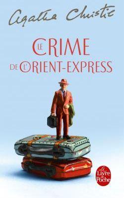 Le crime de l'Orient-Express. Agatha Christie