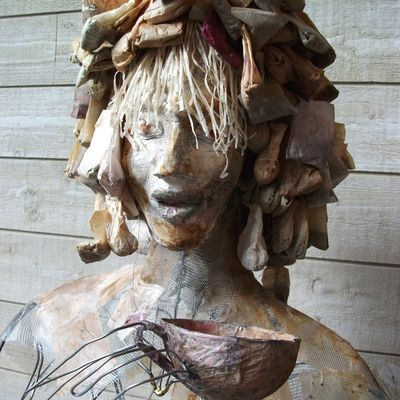Catou Sculpteuse