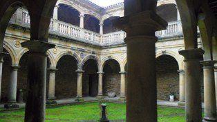 Monastère de Zenarruza (Pys Basque).