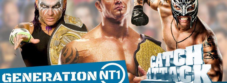 Catch Attack - Raw/Smackdown du 21 et 22 janvier 2011