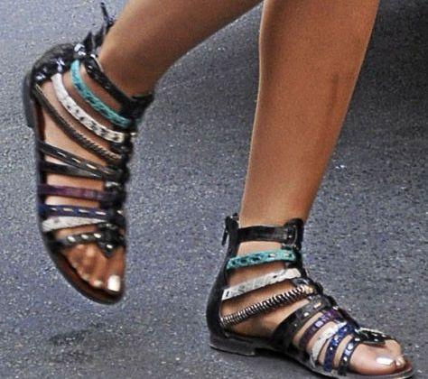 Des pieds sains avant l'été