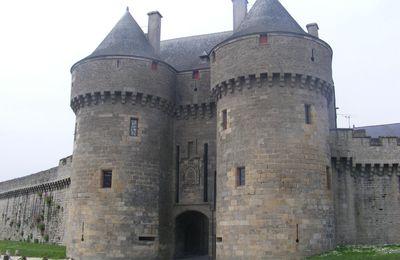 """Guérande - Visite guidée """"Le patrimoine caché"""" - 2 avril au 7 mai 2021"""