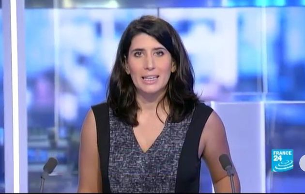 2013 10 22 - 05H00 - LAURE MANENT - FRANCE 24 - LE JOURNAL
