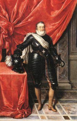 Henri IV a retrouvé la tête !