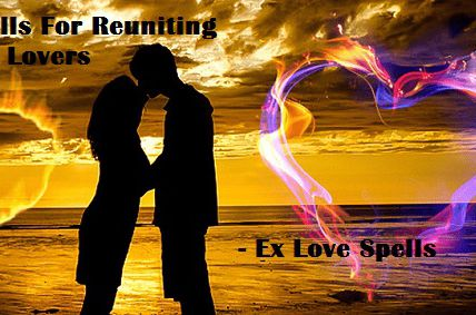Lost Love Spells  to Get Back your Ex-lover