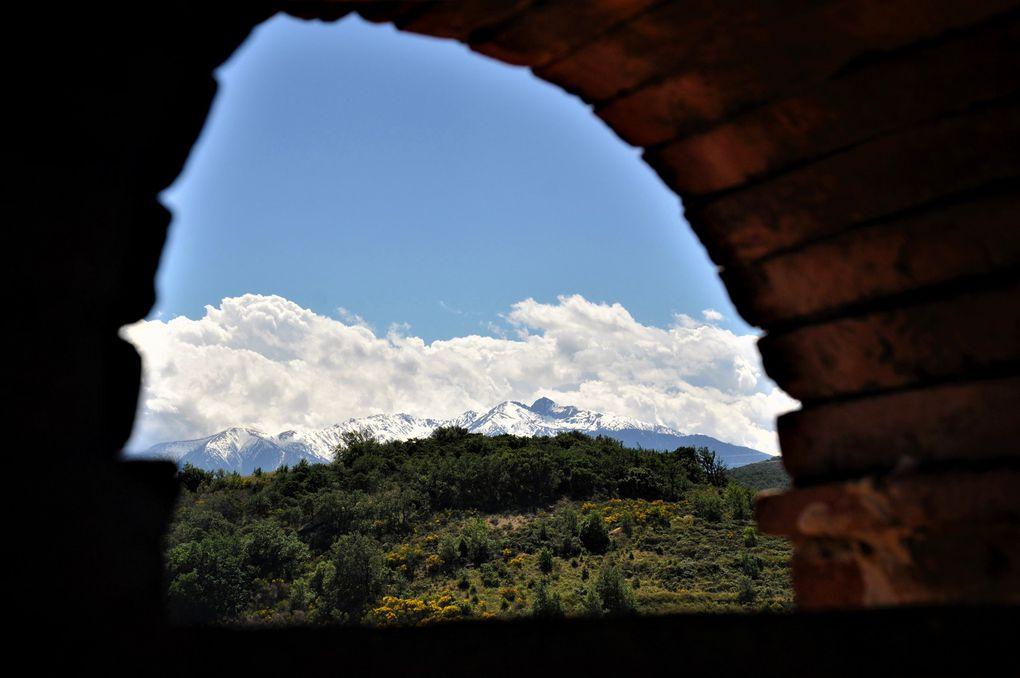 Du Canigou mais aussi sur nos collines avec le fameux Mont Noir (3 photos)