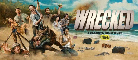 Wrecked (Saison 2, 10 épisodes) : toujours perdus sur une île déserte