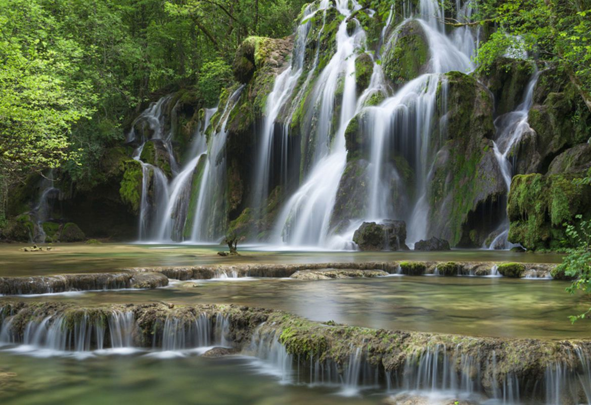 Cascade des Tufs - Jura -