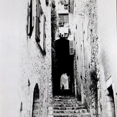 n°2 : Saint-Paul-de-Vence, avril 1977