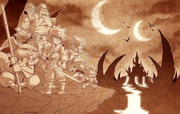 Les Chroniques de Darkhell