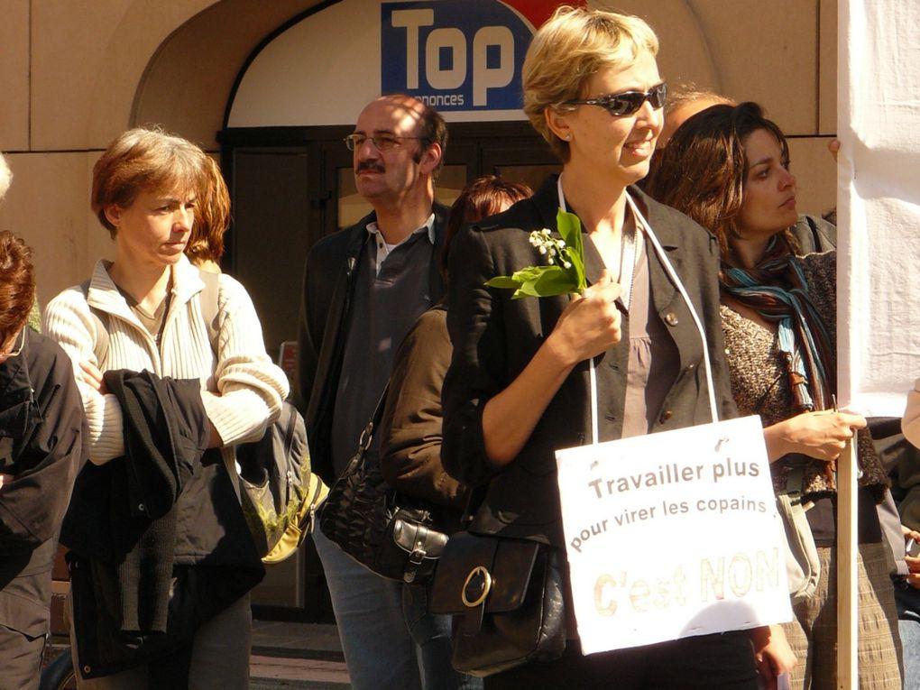 Rassemblement 1er mai - 2008