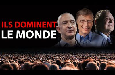 Nouvel ordre mondial : comment les 1 % les plus riches dominent le monde ?