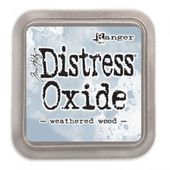 RATDO56331 : ENCRE DISTRESS OXIDE WEATHERED W FEE DU SCRAP