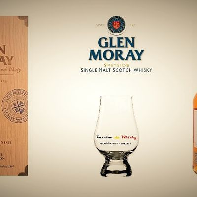 Glen Moray 25Y 'Port Cask Finish'