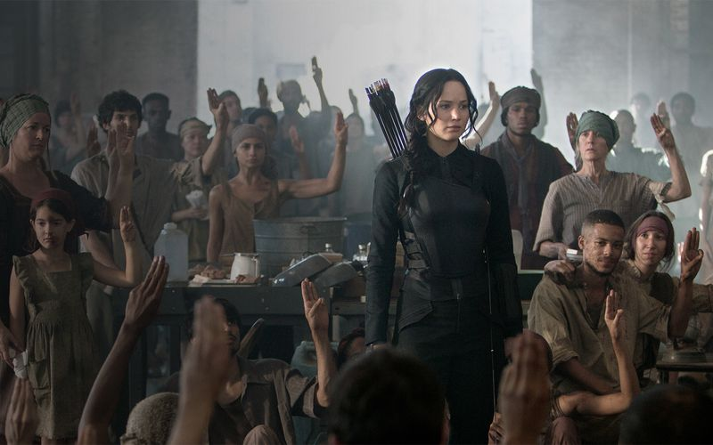 [critique] Hunger Games : La Révolte, Partie 1