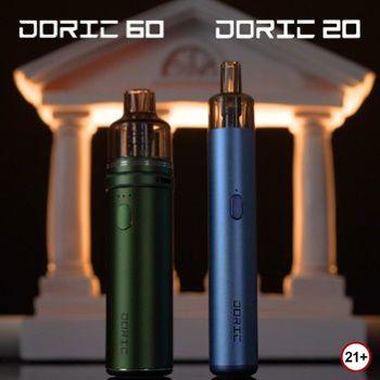 Test - Pod - Doric 20 de chez Voopoo