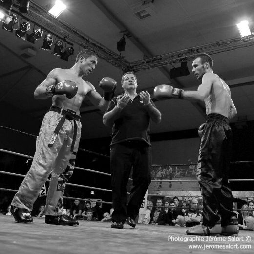 BOXE in défi XIII
