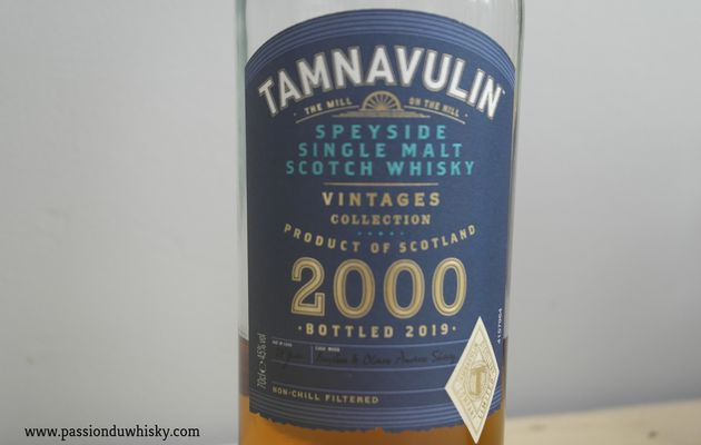 Tamnavulin 2000