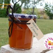 Confiture d'abricots allégée en sucre - La p'tite cuisine d'Isa