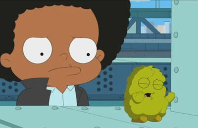 The Cleveland Show: Mucus Boy
