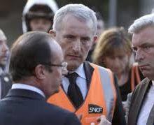 Réforme ferroviaire : Hollande et Valls prennent les Français en traitre !