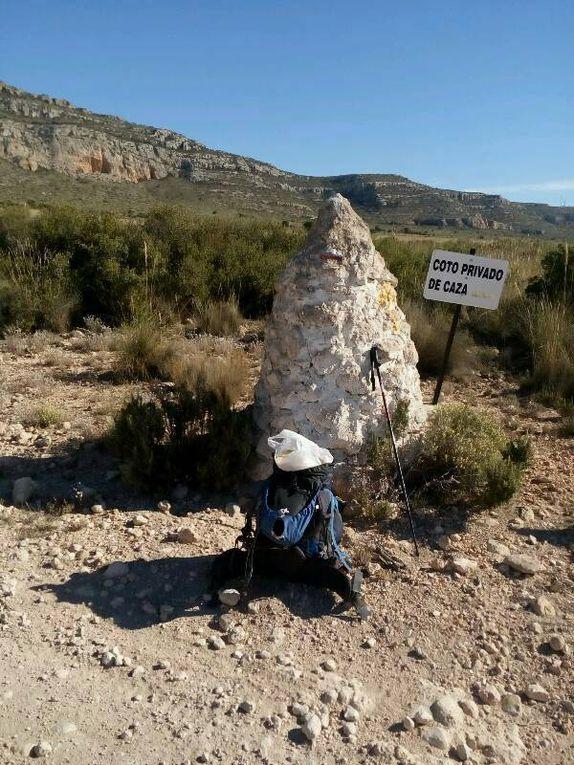 La traversée de la Sierra etu le seul arire salvateur.
