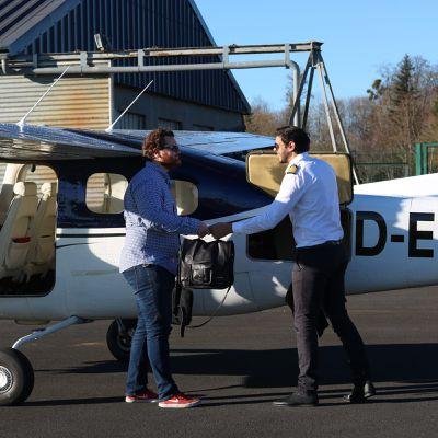 Aurillac : Sky4U une entreprise d'aviation d'affaires propose ses services