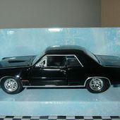 PONTIAC GTO 1965 1/32 FABRICANT INCONNU - car-collector.net