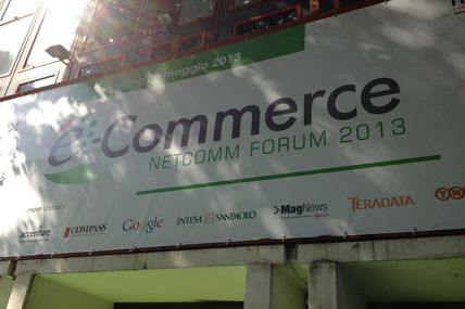 Alessandro just checked in @ E-Commerce Forum 2013 (Milano, Italy)