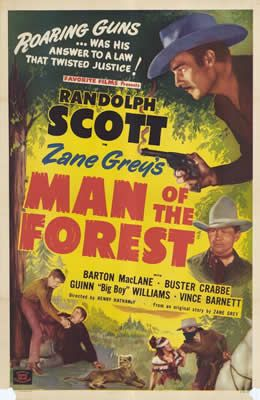 Man of the Forest de Henry Hathaway