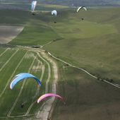 British Paragliding Competitions