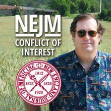 Le New England Journal of Medicine, Chuck Benbrook et les conflits d'intérêts