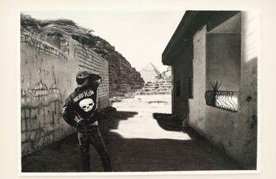 Exposition Dessin Contemporain: Mathieu DUFOIS  «UNE OMBRE QUI JAMAIS NE S'ÉTEINT»
