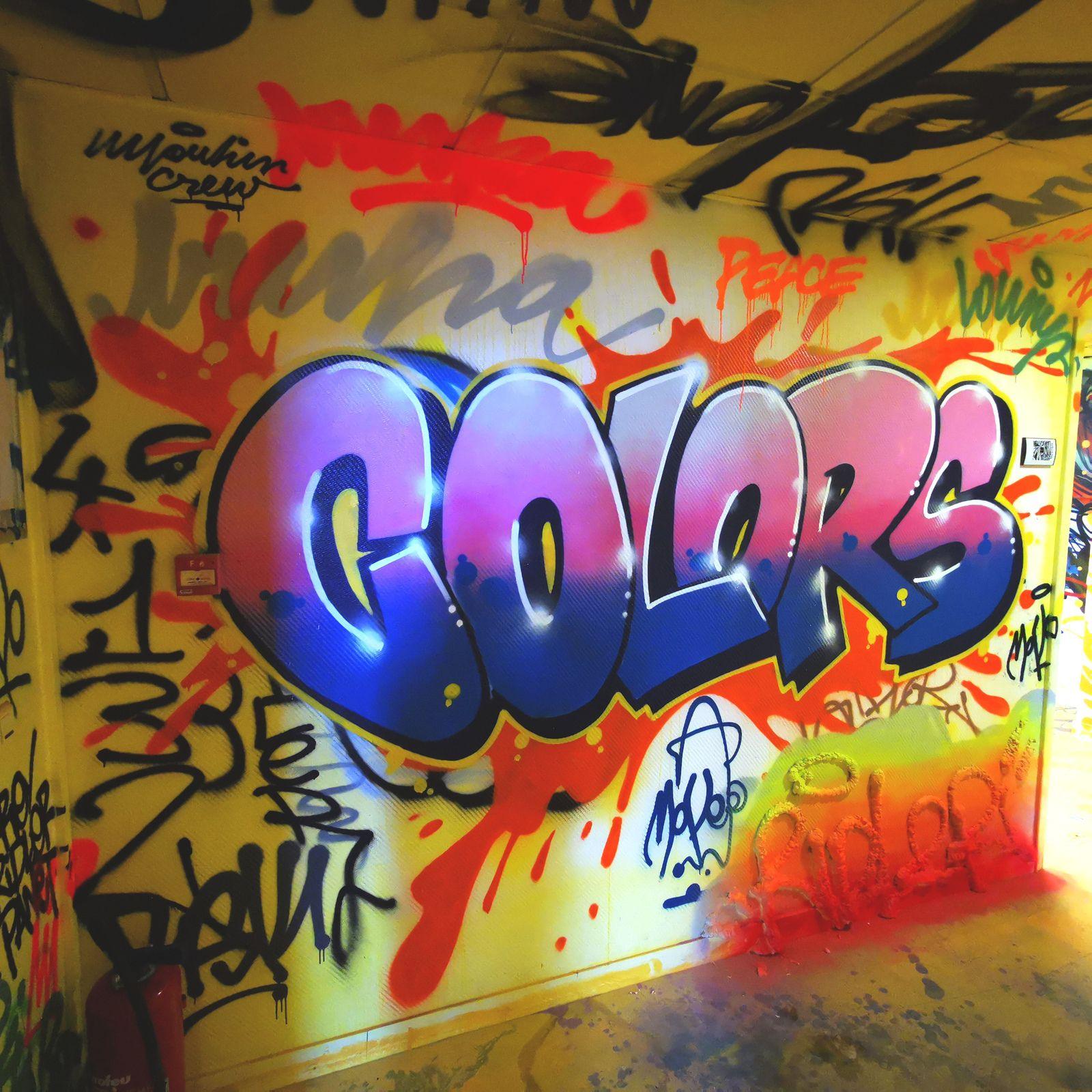 Festival Colors Paris