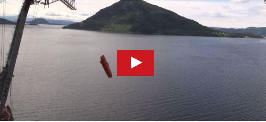 VIDEO - 60m freefall for a Lifeboat !