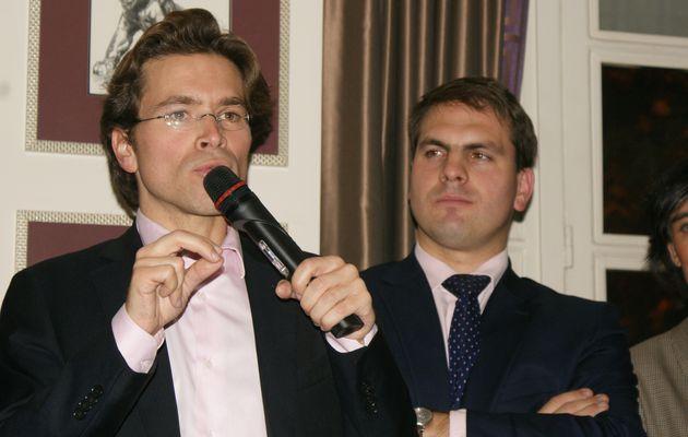 Geoffroy Didier, candidat UMP ; encore un qui confond les scrutins et les enjeux tout en surfant sur la planche pourrie du FN