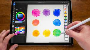 Drawing apps for smartphone