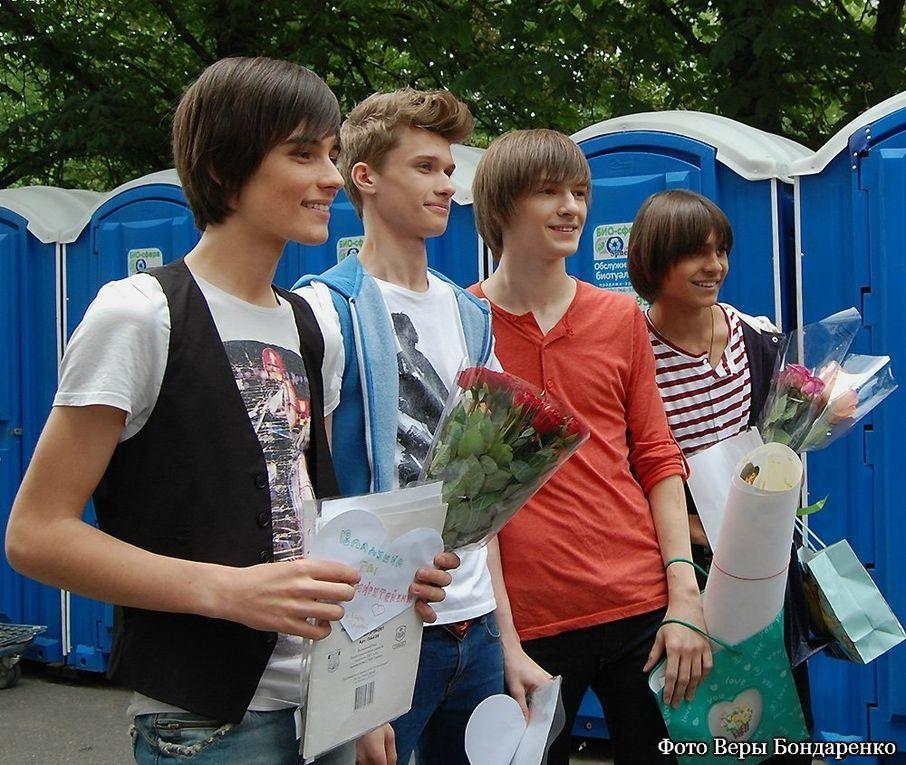 Album - Heroes-Karusel-TV-01-06-2012