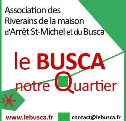 Lettre d'information du Busca, notre quartier confiné - N°4