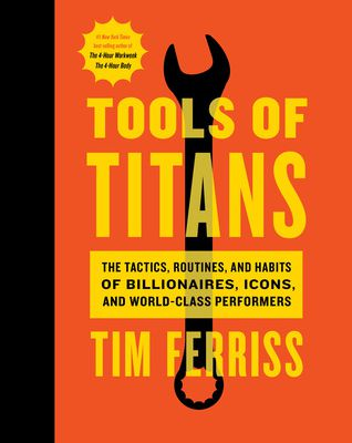 (PDF) DOWNLOAD FREE Tools of Titans By Timothy Ferriss Free Online