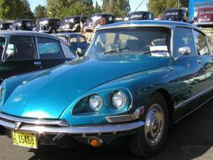 Citroën DS euro / usa versions